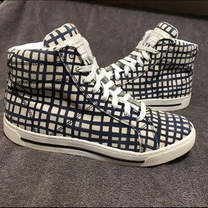 🚨 Marc by Marc Jacobs Mylo Print Canvas Sneakers